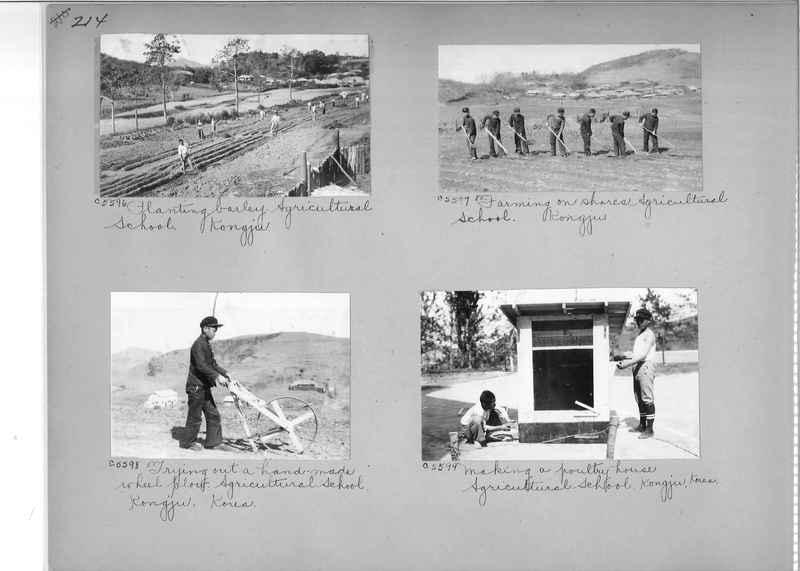 Mission Photograph Album - Korea #5 page 0214