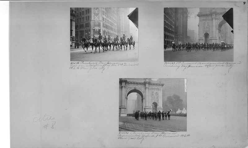 Mission Photograph Album - Cities #8 page 0009