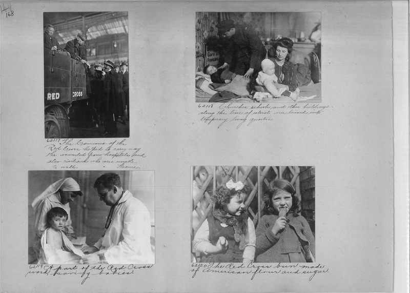 Mission Photograph Album - Europe #03 Page 0168