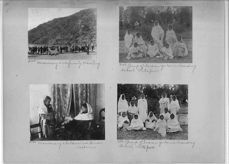 Mission Photograph Album - India #01 page 0136
