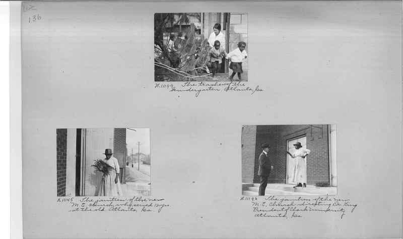 Mission Photograph Album - Negro #1 page 0136
