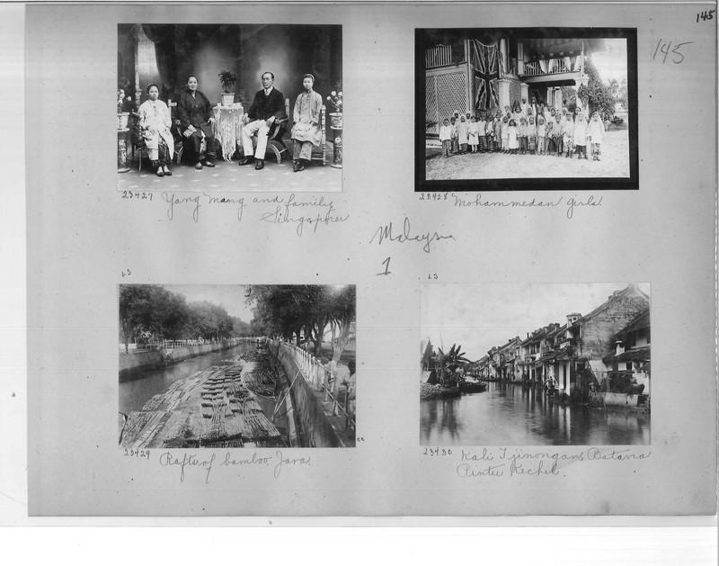 Mission Photograph Album - Malaysia #1 page 0145