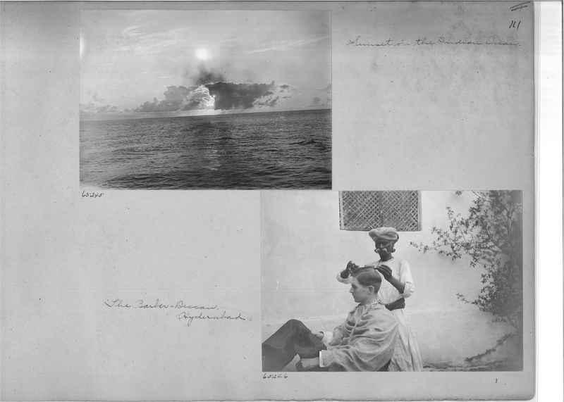 Mission Photograph Album - India #08 Page 0111