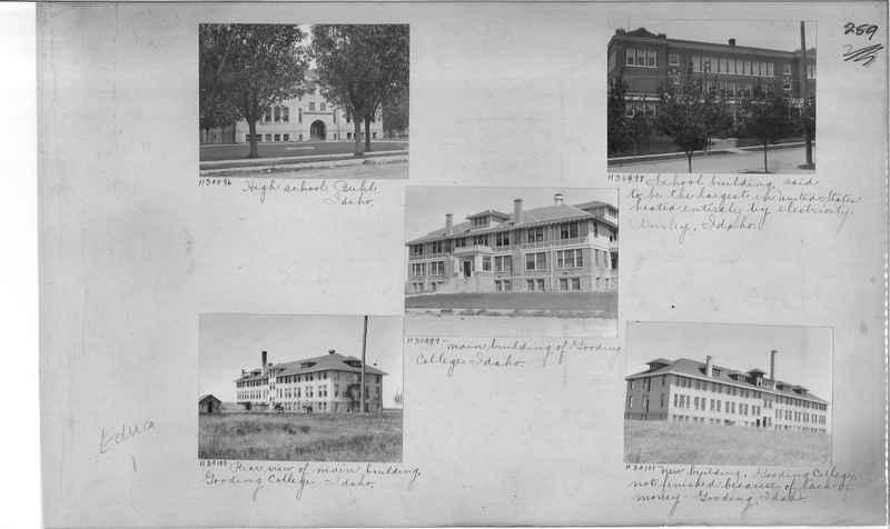 Mission Photograph Album - Education #1 page 0259