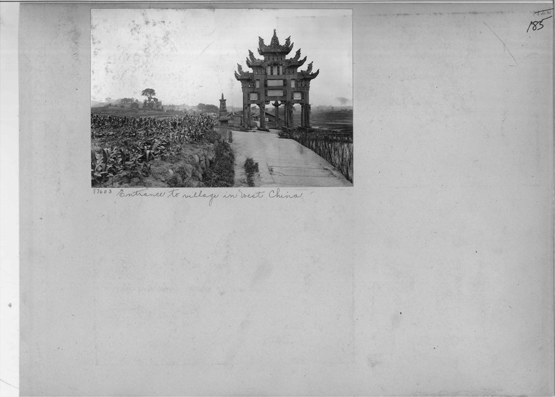 Mission Photograph Album - China #13 page 0185