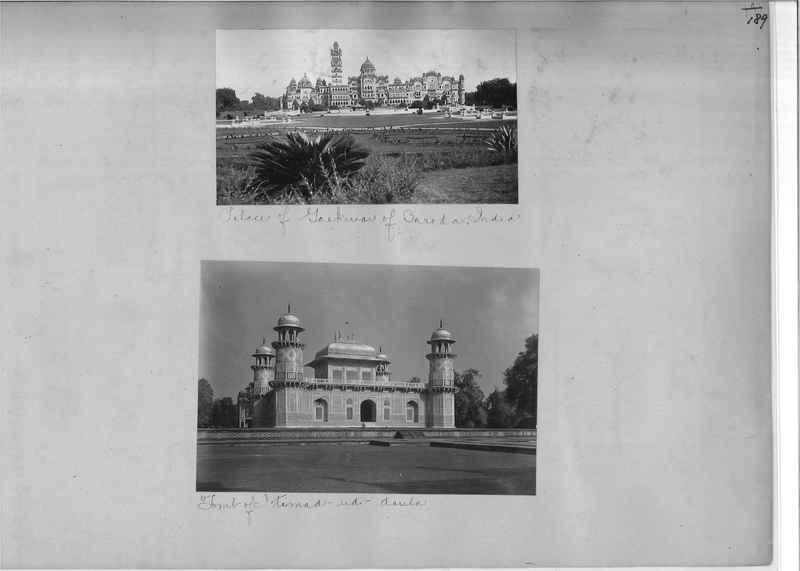 Mission Photograph Album - India - O.P. #01 Page 0189