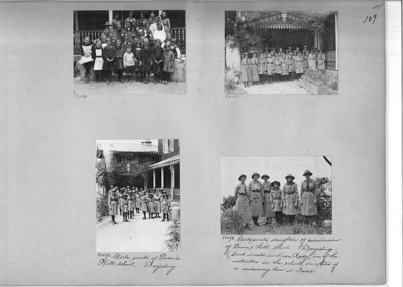 Mission Photograph Album - India #09 Page 0109