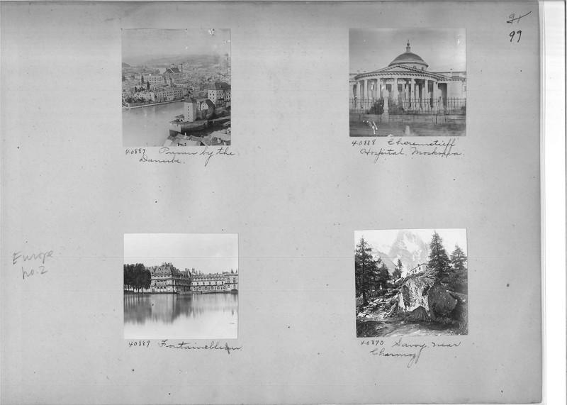 Mission Photograph Album - Europe #02 Page 0099