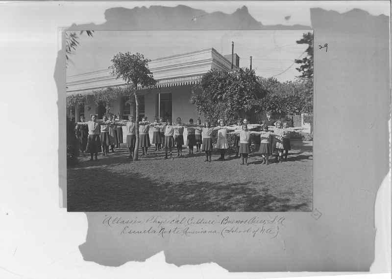 Mission Photograph Album - South America O.P. #1 page 0029