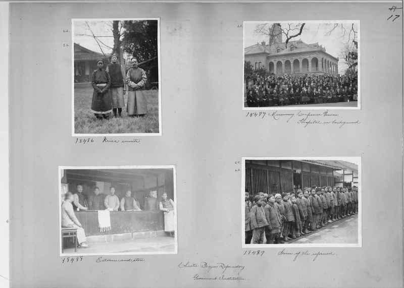 Mission Photograph Album - China #5 page 0017