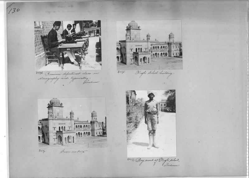 Mission Photograph Album - India #09 Page 0130