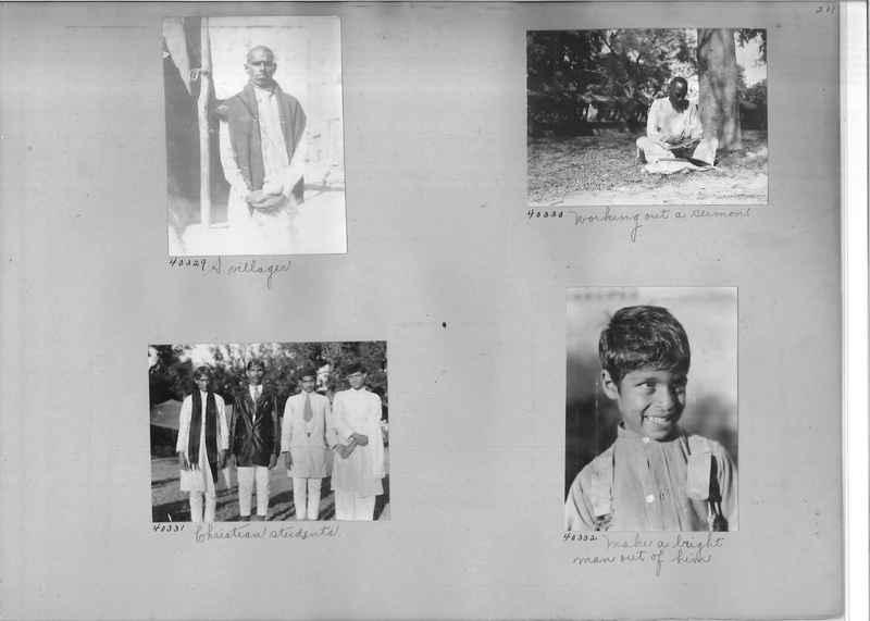 Mission Photograph Album - India #05_0201