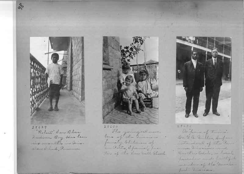 Mission Photograph Album - Panama #02 page 0098