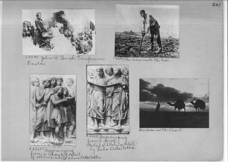 Mission Photograph Album - Miscellaneous #02 Page 0201