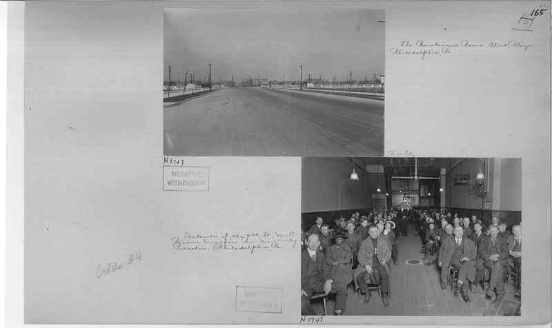 Mission Photograph Album - Cities #4 page 0165