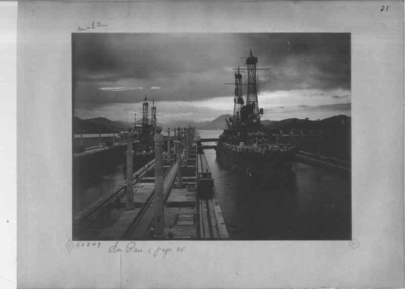 Mission Photograph Album - Panama OP #01 0031