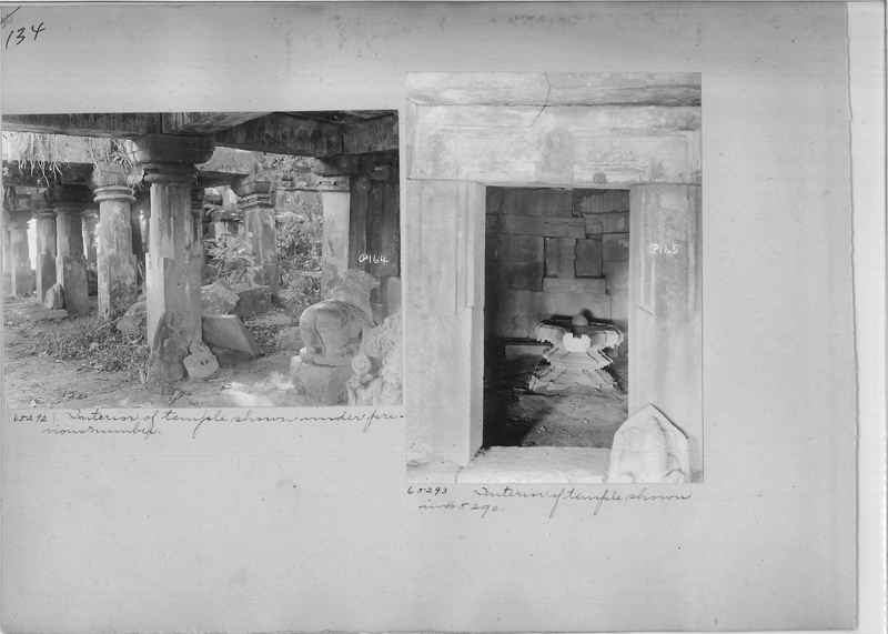 Mission Photograph Album - India #08 Page 0134