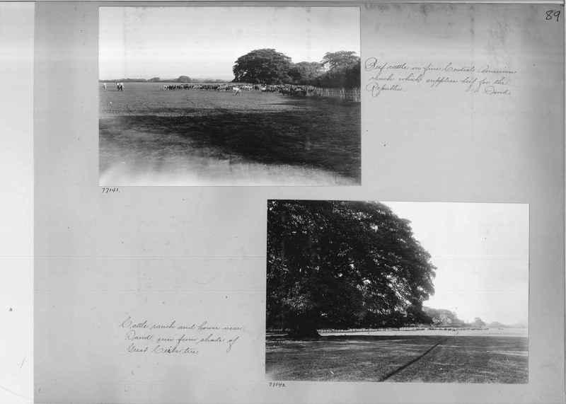 Mission Photograph Album - Panama #03 page 0089