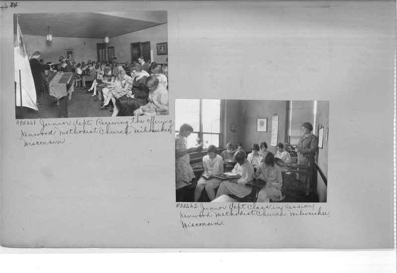 Mission Photograph Album - Religious Education #1 page 0084