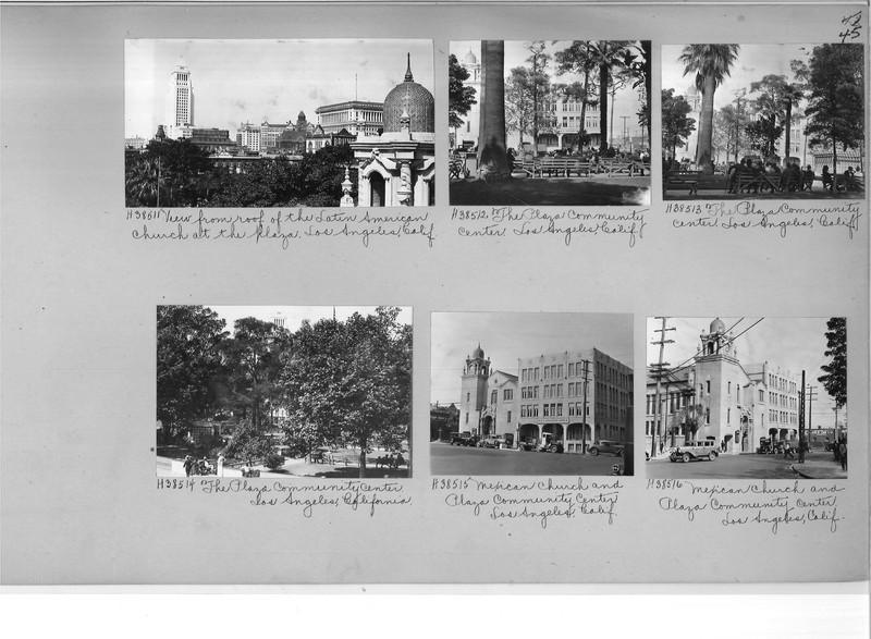 Mission Photograph Album - Latin America #2 page 0045
