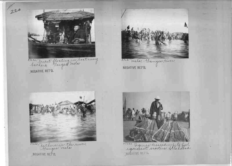 Mission Photograph Album - India #09 Page 0220