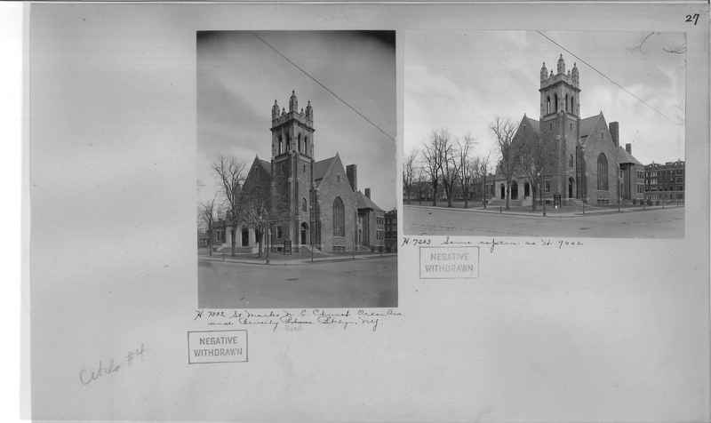 Mission Photograph Album - Cities #4 page 0027