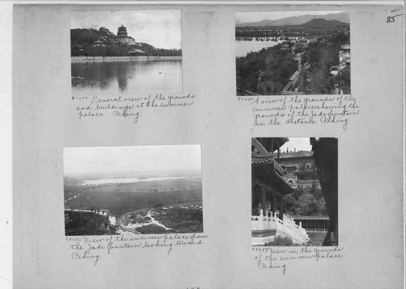 Mission Photograph Album - China #12 page 0085