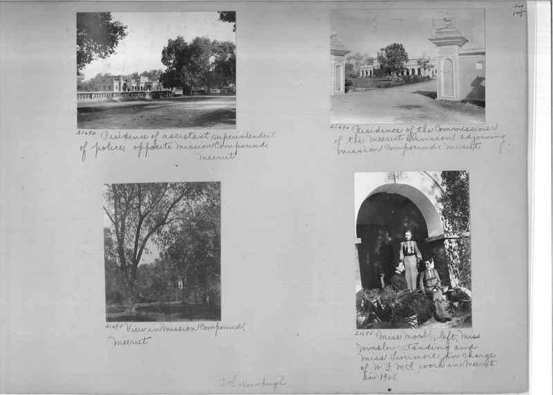 Mission Photograph Album - India #03 page_0105