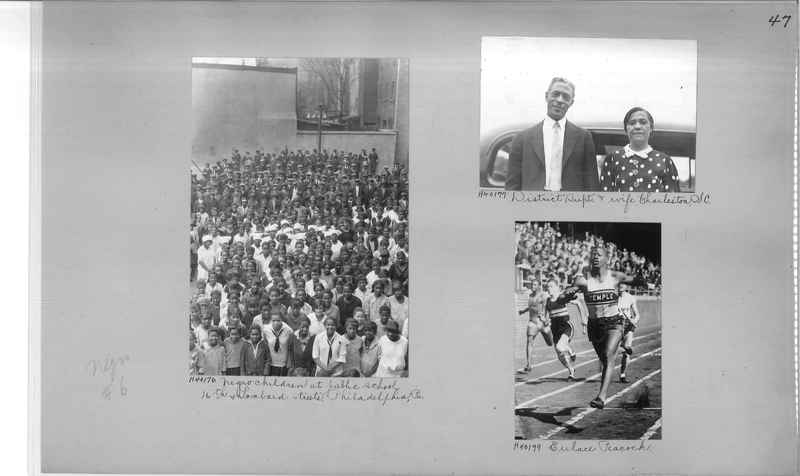 Mission Photograph Album - Negro #6 page 0047