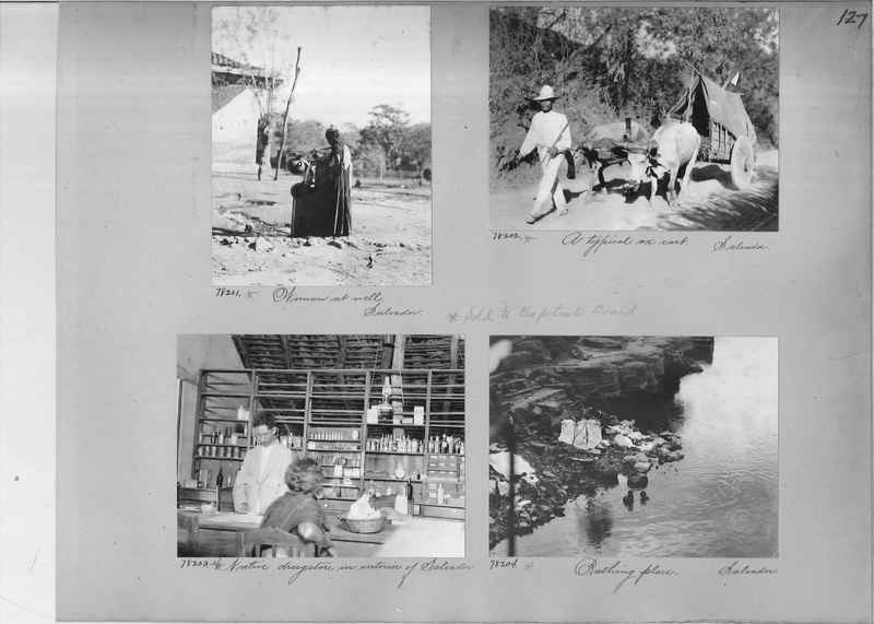 Mission Photograph Album - Panama #04 page 0127