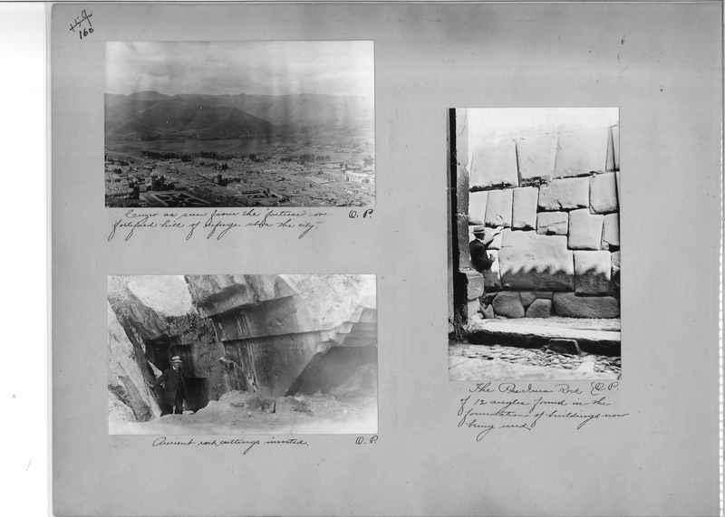 Mission Photograph Album - South America O.P. #1 page 0160