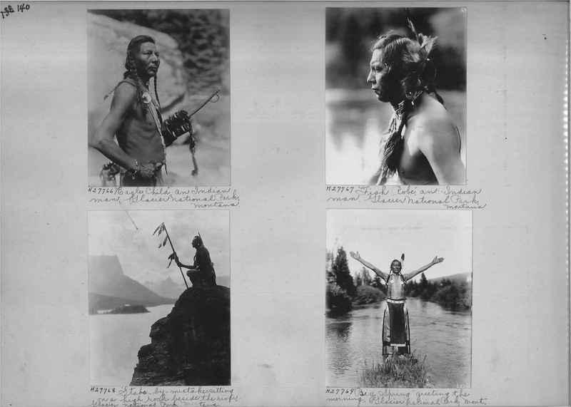 Mission Photograph Album - Indians #2 page_0140