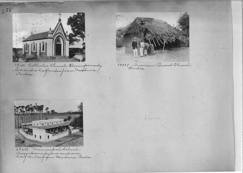 Mission Photograph Album - India #08 Page 0238