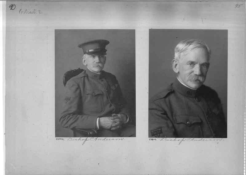 Mission Photograph Album - Portraits #2 page 0090