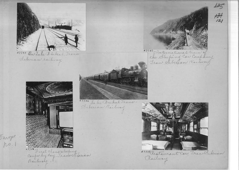 Mission Photograph Album - Europe #01 Page 0121