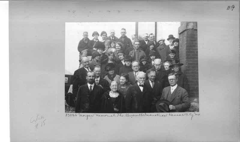 Mission Photograph Album - Cities #15 page 0119