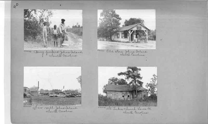 Mission Photograph Album - Negro #6 page 0040