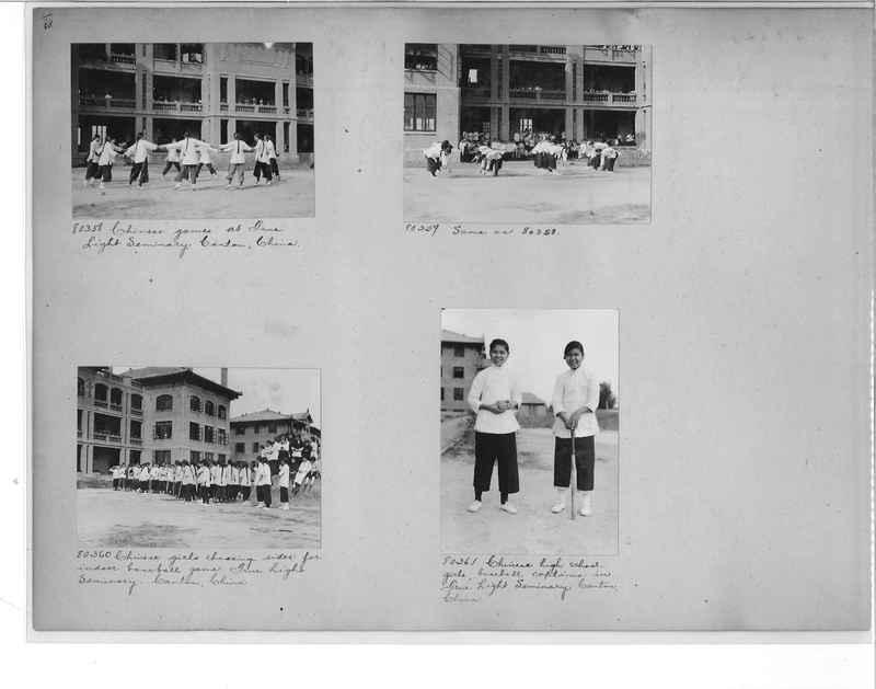 Mission Photograph Album - China #10 pg. 0068