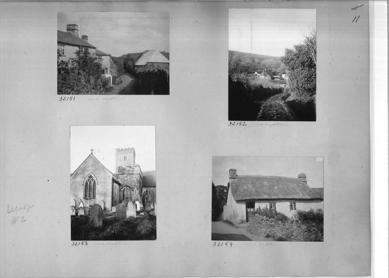 Mission Photograph Album - Europe #02 Page 0011