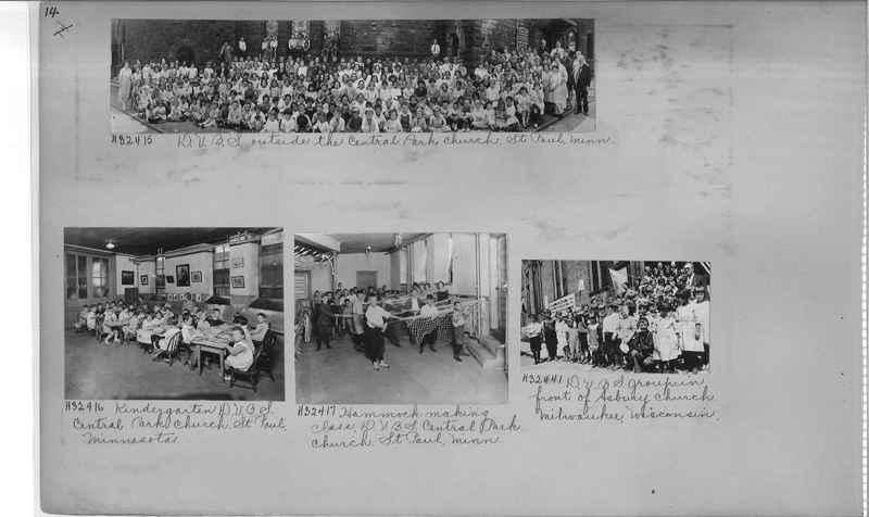 Mission Photograph Album - Religious Education #1 page 0014