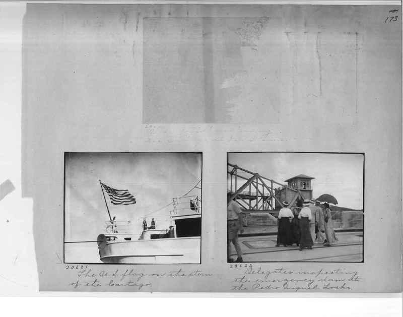 Mission Photograph Album - Panama #1 page  0173