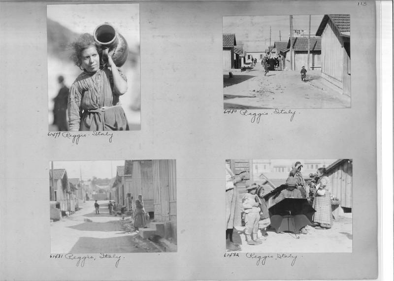 Mission Photograph Album - Europe #04 Page 0113