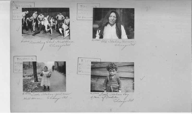 Mission Photograph Album - Cities #8 page 0214