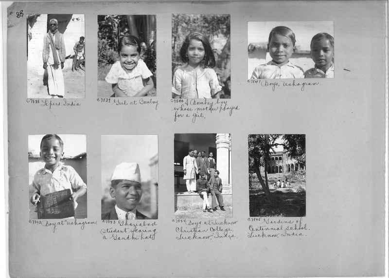 Mission Photograph Album - India #13 Page 0088