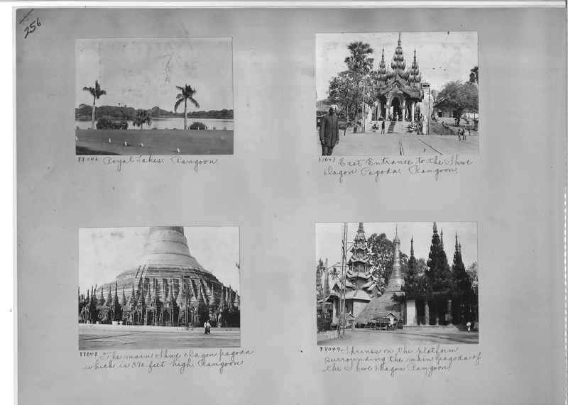 Mission Photograph Album - Burma #1 page 0256