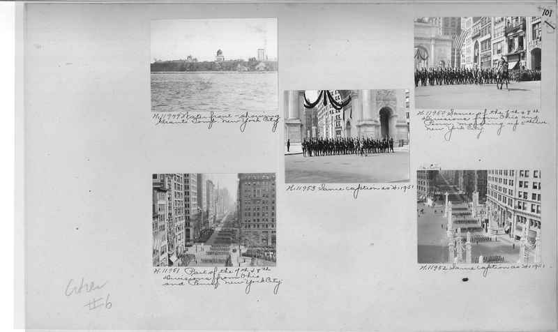 Mission Photograph Album - Cities #6 page 0101