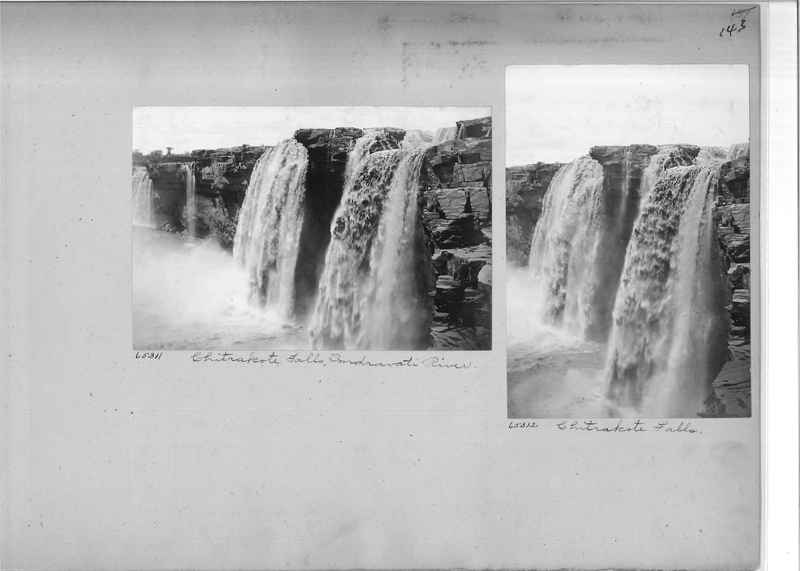 Mission Photograph Album - India #08 Page 0143