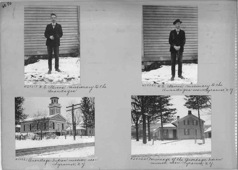 Mission Photograph Album - Indians #2 page_0070