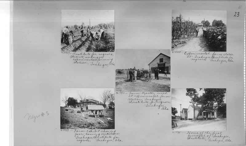 Mission Photograph Album - Negro #3 page 0023