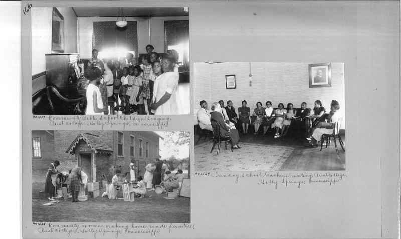 Mission Photograph Album - Negro #6 page 0166
